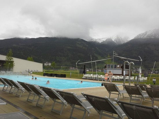 TAUERN SPA Kaprun: thermal pools