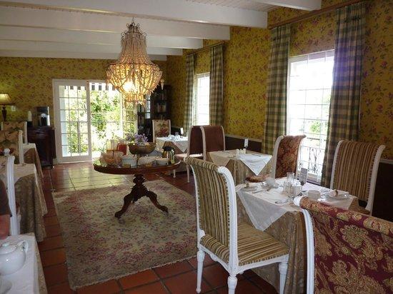 Maison Chablis Guest House : Breakfast area