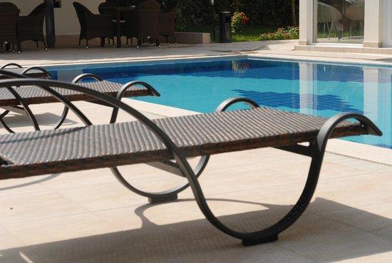 Hotel Metur : pool area