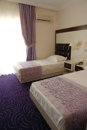 Hotel Metur : standart twin room