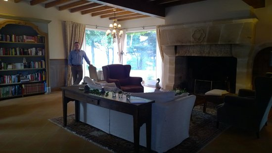 Domaine Michaud: Private dinner for two