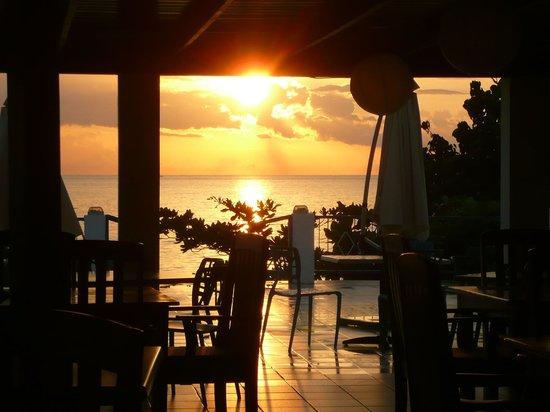 Negril Tree House Resort : sunset