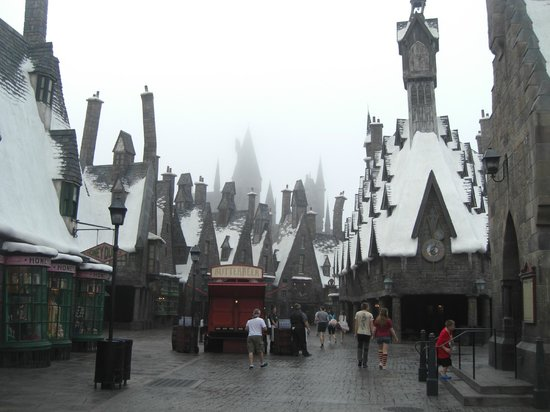 The Wizarding World of Harry Potter: El mundo mágico