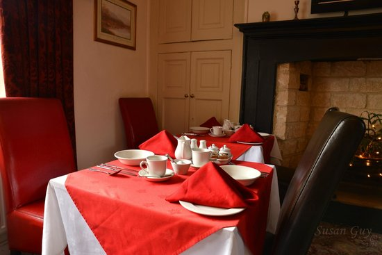 Corncroft Guest House : Dining Room