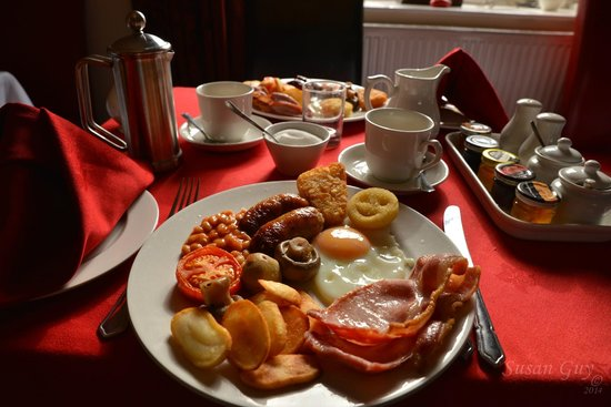 Corncroft Guest House: Delicious breakfast