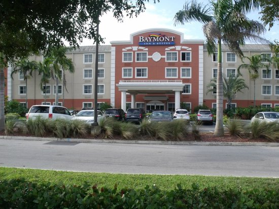 Baymont Inn & Suites Miami Airport West/Doral : lugar tranquilo