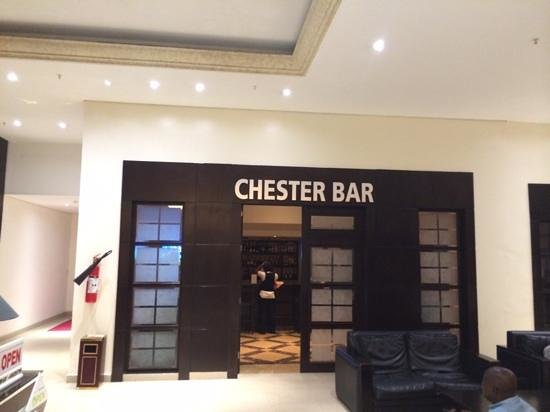 Transcorp Hotels: The Chester Bar!