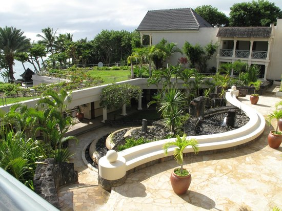 The Residence Mauritius: Hotel grounds