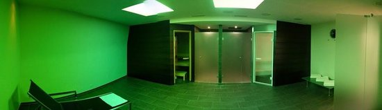 ABC Swiss Quality Hotel : Sauna úmida e seca