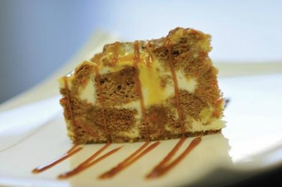 Caramel Carrot Cheesecake Picture Of Copper Penny Kingston