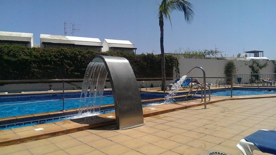 Costa Volcan Apartments: Best thing about the hotel!