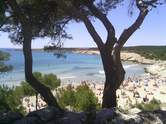 Camping Le Mas: plage