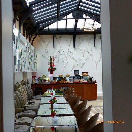"Hotel Joyce - Astotel: The ""Winter Garden"" (Breakfast room)"
