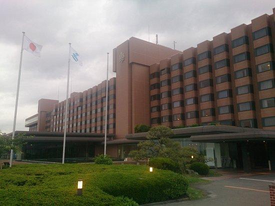 Hotel Shiroyama: ホテル