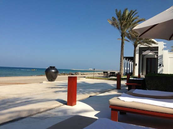 The Chedi Muscat – a GHM hotel: Dinner  Restaurant