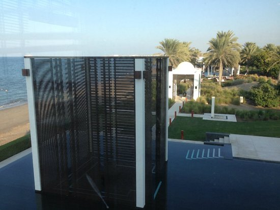 The Chedi Muscat – a GHM hotel: Long pool again