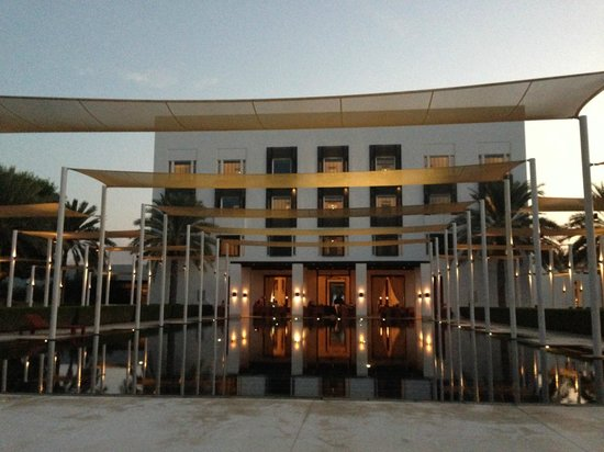 The Chedi Muscat – a GHM hotel: Aother pool