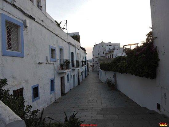 Dalt Vila : Stradine della Old Town
