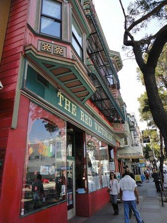 Haight-Ashbury - San Francisco