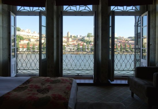 Pestana Vintage Porto : The view from Room 412