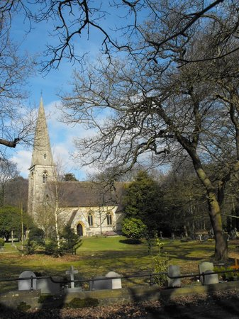 Loughton, UK: The cathedral in the forest
