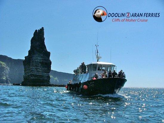 The Burren Hostel: Ferry to Aran Islands