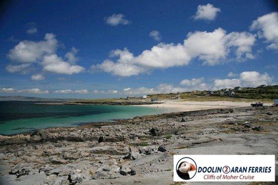 The Burren Hostel: Inis Oirr - Aran Islands