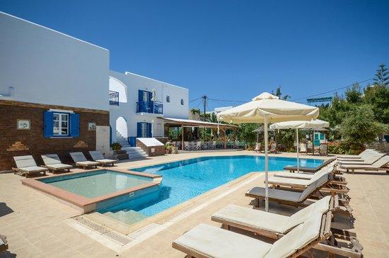 Agios Prokopios, Hellas: pool