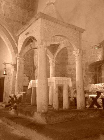 Chiesa di Santa Maria Maggiore: Il ciborio