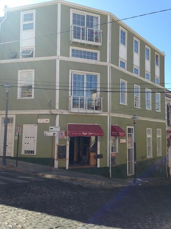 Casa Galos Hotel & Lofts: El Apart Hotel por fuera