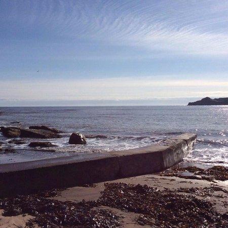 Beautiful day in Runswick Bay