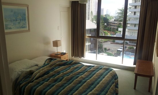 Seacrest Apartments : Master Bedroom