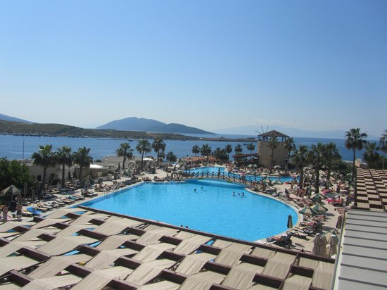 WOW Bodrum Resort: pool