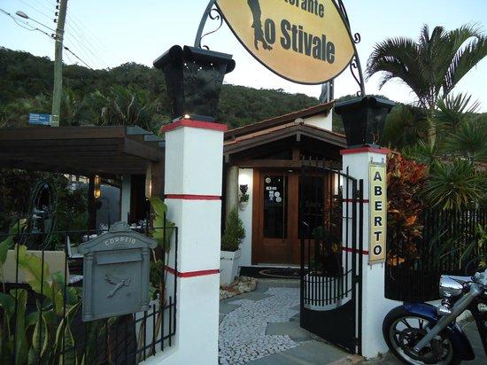 Ristorante Lo Stivale: Entrada do Restaurante