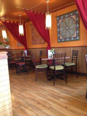 Calactus Restaurant: the restaurant
