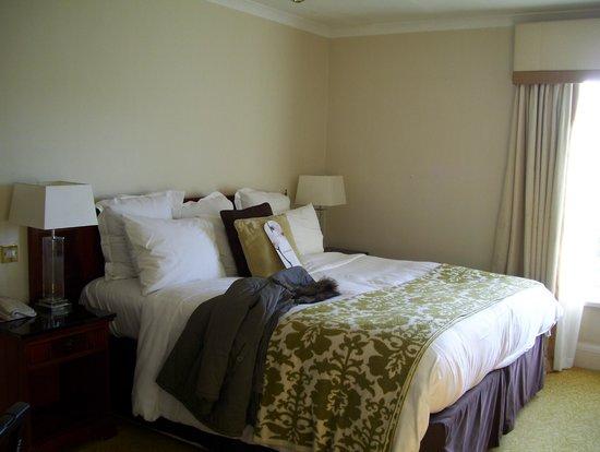 Durham Marriott Hotel Royal County: Cama confortável