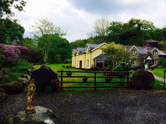 Pandy Isaf Country House Bed & Breakfast: Beautiful location