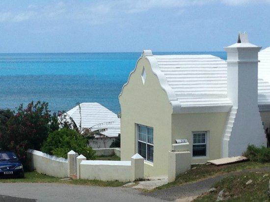 Tobacco Bay : ocean view!