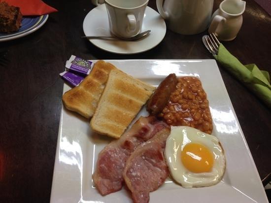 The Coffee House: My Breakfast!