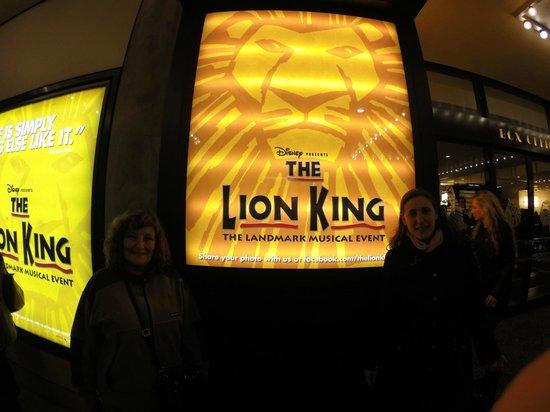 The Lion King: Rey Leon