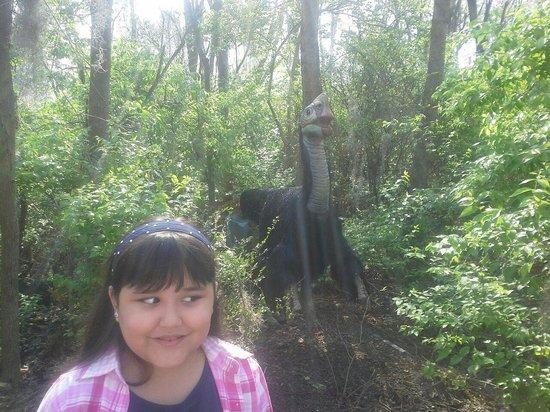 Nashville Zoo: Dino land