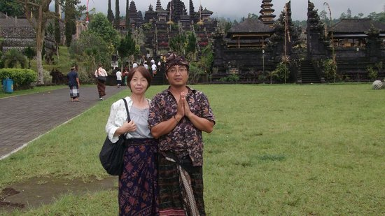 Mr. Manik (Ubud Driver) - Day Tours