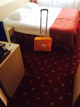 Amaks City Hotel: Стандартный двухместный номер на 8 этаже