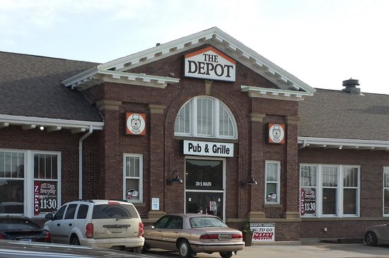 The Depot Pub and Grill
