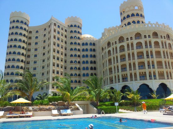 Hilton Al Hamra Beach & Golf Resort : Отель
