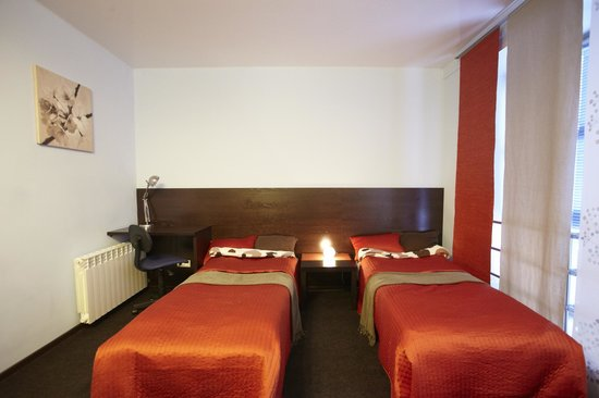 Tsentralnaya Hotel: Студия