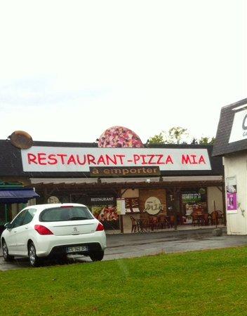Pizza-Mia: l'entrée