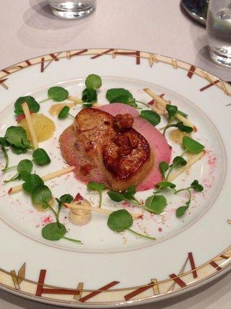 Loiseau des Vignes : foie gras