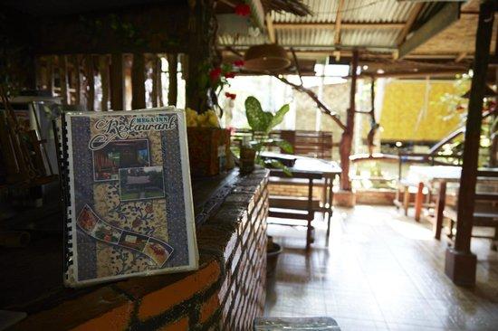 Mega Inn - Tangkahan: restaurant