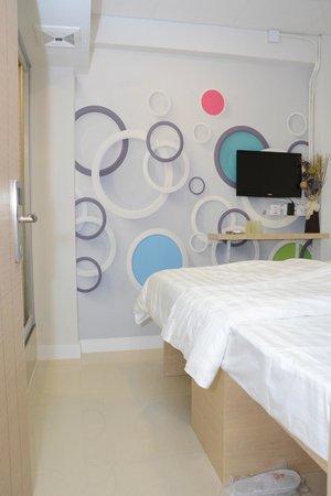 Sunrise International - Boutique Hostel: Room/Suite